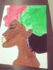 Pan-African Hair